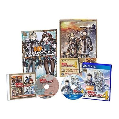戦場のヴァルキュリア4 10thアニバーサリー メモリアルパック [限定版] [PS4] 製品画像