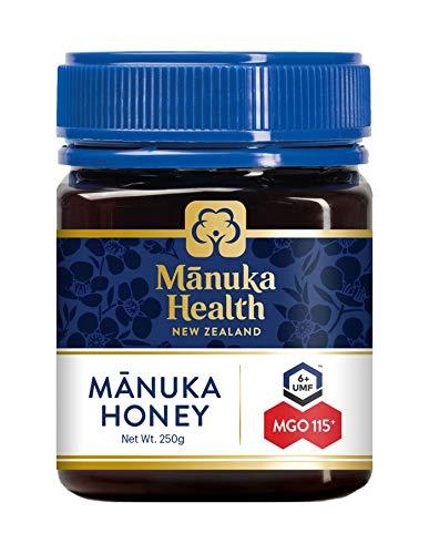 マヌカヘルス マヌカハニー MGO115 / UMF6 250g [ 正規品 ニュージーランド産 ]250g