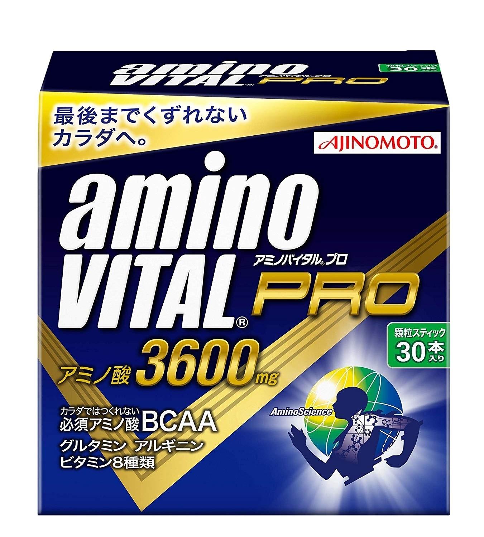 アミノバイタル プロ 30本入 製品画像