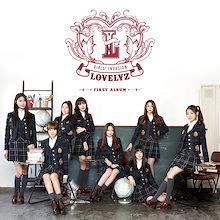 Lovelyz (ラブリーズ) - 1集 [GirlsInvasion] VOL.1- フォトカード メンバー別8種中ランダム2種