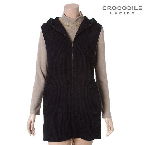 のクロコダイル・レディーニットCL6WSW111NY ニット/セーター/ニット/韓国ファッション