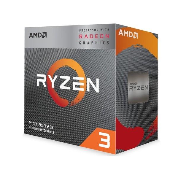 AMD Ryzen 3 3200G BOX YD3200C5FHBOX