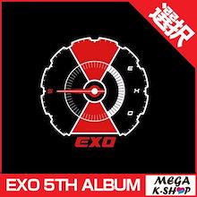 [初回限定ポスター]EXO - DON`T MESS UP MY TEMPO[5TH FULL ALBUM][バージョン選択][エクソ][SM]