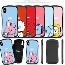 BTS BT21 防弹少年团 For iPhone Xケース iPhone8Plusケース iphone7 Plusケース iphone6 ケース あいふぉん7ケース あいふぉん6ケース/iPhone