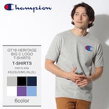 CHAMPION チャンピオン GT19 HERITAGE TEE BIG C LOGO Y06137 メンズ Tシャツ