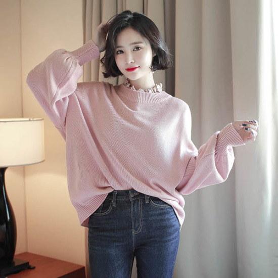 【フィオナ】シュガーベリーコーンknit / m5885 /ニット ニット/セーター/ニット/韓国ファッション