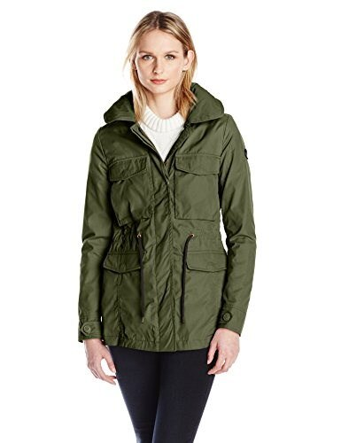 Spiewak Womens Beverly Field Jacket, Jungle Green, Medium