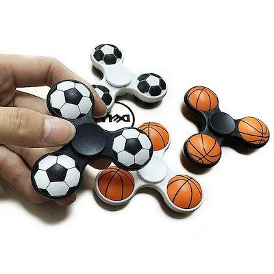 Fashion Football/Basketball 3D Colorful Fidget Spinner Professional EDC Hand Spinner Fidget Toys Fid