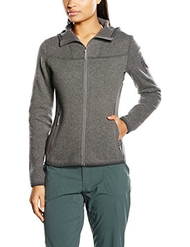 Arcteryx Covert Hoody - Womens Iron Anvil Medium