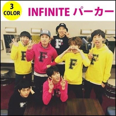 INFINITE TEAM パーカー トレーナー/インフィニット正規2集 / INFINITE Season 2 /BE BACK