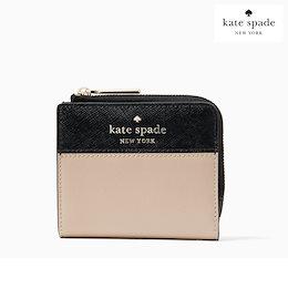 【USA速配送】Kate Spade ケイトスペード レディース ツートーン 二つ折り財布 折り畳み財布 WLR00121