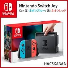 Nintendo Switch Joy-Con (L) ネオンブルー/ (R) ネオンレッド HAC-S-KABAA