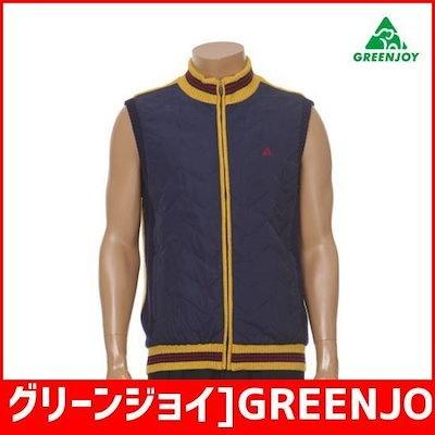 グリーンジョイ]GREENJOYウブンのキルティングオープンベストGW15SV01MN1[男性] /ベスト/チョッキ/韓国ファッション