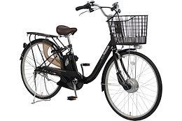 ✨クーポン使えばお得に購入可能✨【完成品】PELTECH(ペルテック) 電動アシスト自転車 26インチ 内装3段 TDF-14Z