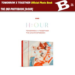 【투모로우투게더-当店特典+)】 TXT PHOTOBOOK TOMORROW X TOGETHER THE 2ND PHOTO BOOK H:OUR フォトブック 1次予約