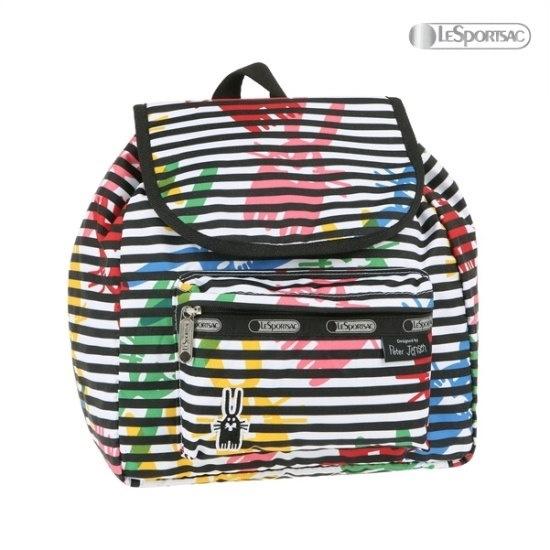 レスポセクSmall Edie Backpack in JEFFREY9808P822 バックパック / 韓国ファッション / Korean fashion