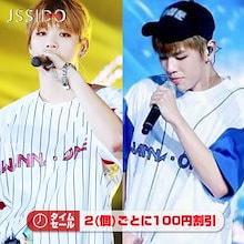 \佐川急便 配送/✨2タイプ WANNA ONE(ワナワン) ♡The World in Seoul  着用 Tシャツ  WANNA ONE コンサート 同型 野球服 Tシャツ
