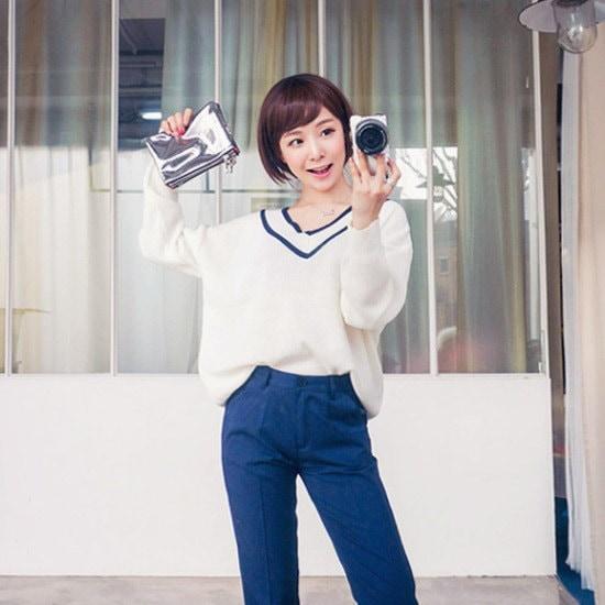 キュニゴルス誤った出会いニット ニット/セーター/ニット/韓国ファッション