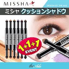 [MISSHA/ミシャ] ★1+1+1★ デュアル ブレンディング クッション シャドウ Dual Blending Cushion Shadow