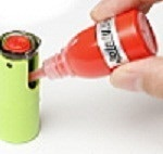 【送料無料】ジョインティー 回転式ネーム印用補充インク 回転式ネーム印(Jointy J9)用補充インク(6mmタイプにも対応)【いんかん、印鑑、はんこ、ハンコ、シャチハタ】