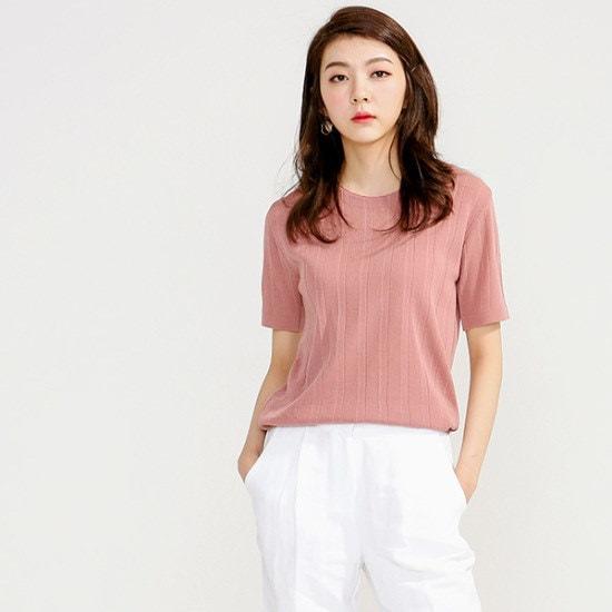 メグジェイMAGJAYベーシックゴルジニートJ91PNT195 ニット/セーター/韓国ファッション