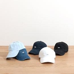7515f09d868ac3 リー ロゴキャップ Lee Logo Cap LA0179 LA0270 ユニセックス 帽子 キャップ ベースボールキャップ キャンバス