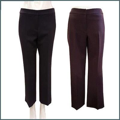 [森]ブーツカットスラックス(SUCLPC1) /パンツ/面パンツ/韓国ファッション