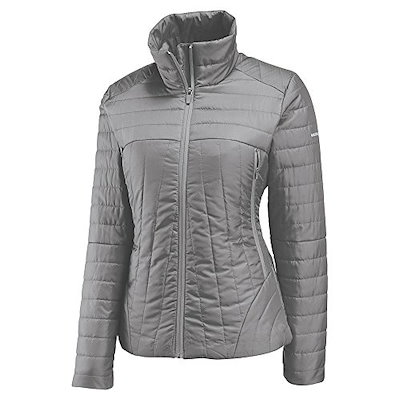 Merrell Womens Inertia Quilted Jacket, Sidewalk, Large