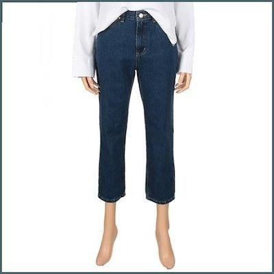 [チンウォンイエンシ、]シンプルイルジャピッ錦城のデニムパンツ(ENTA91301Z) /パンツ/面パンツ/韓国ファッション