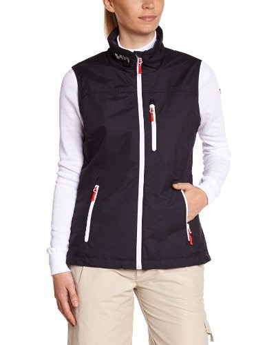Helly Hansen Womens Crew Vest, Navy, X-Large