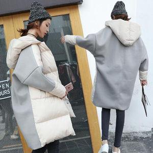 ダウン風コート 中綿コート ロングコート ダウン風ジャケット フード付き レディース コート アウター 暖かい 秋冬 新作
