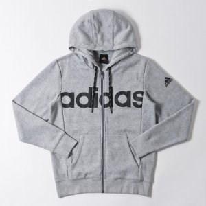 [adidas][Mens Athletics] LIN FZ HOOD B /BG9070