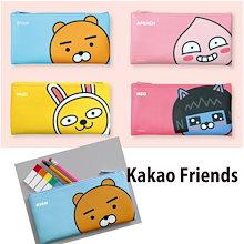 【Kakao Friends】【送料無料】カカオフレンズデイリーペンシルペンケース Daily Pencil Case 4 デザインキュートなデザイン