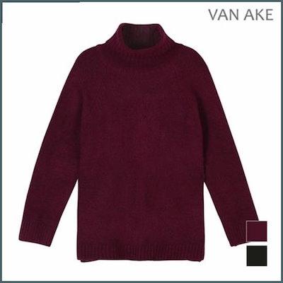 [バンエイク][ハーフクラブ/バンエイク]のポーラー・ニットシャツV72KTQ311Z /ニット/セーター/ニット/韓国ファッション