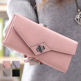 e002d140d3c5 レディース 送料無料 財布 長財布 ウォレット やりくり 財布 仕分け 女性用 母の日 誕生