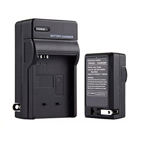 バッテリーチャージャー ペンタックス D-LI109 対応 PENTAX K-r K-30 K-50 K-S1 K-S2 互換急速 AC 充電器 新品 高品質 A00453
