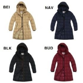 ノースフェイスヤングNYJ1DG81女性用レイクウッドダウンコート / パディング/ダウンジャンパー/ 韓国ファッション