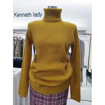 [AK公式ストア]【kenneth lady] [ケネスレディ] EGPOIK970ミドル段ボールポーラTシャツ