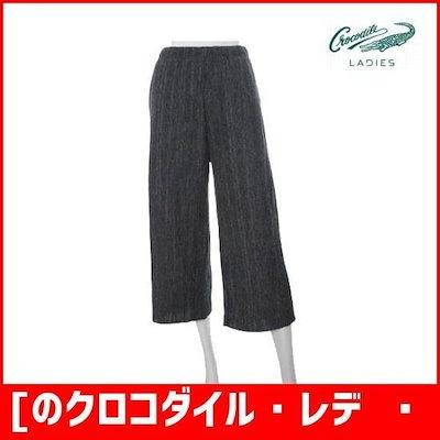 [のクロコダイル・レディー]楽に活動しやすい・パンツCL8WPT401 /パンツ/ウールパンツ/コーデュロイパンツ/韓国ファッション