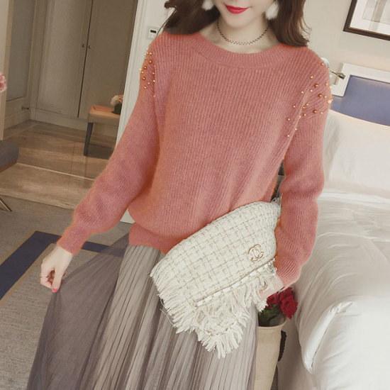 オーサムジェイソン・ジュエリーウール・ニット233966srcLangTypeko ニット/セーター/ニット/韓国ファッション