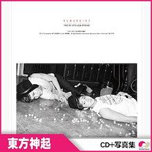 (再入荷12.10)東方神起 HUMANOIDS(CD +写真集)リパッケージアルバム 【韓国音楽】 TVXQ