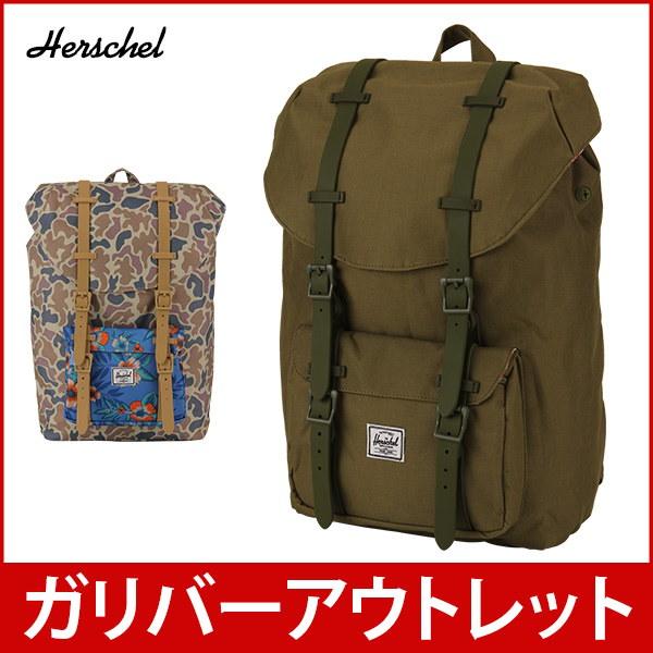 Herschel ハーシェル LITTLE AMERICA M リトルアメリカ ミッドボリューム メンズ レディース バッグ カバン 鞄 アウトドア アウトレット