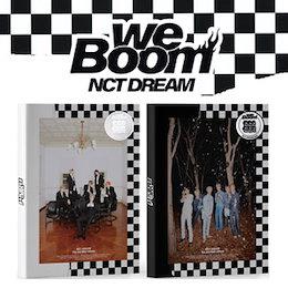 韓国音楽 NCT DREAM (エヌシィティ・ドリーム) - We Boom (バージョン選択/CD+ブックレット72P+BOOMカード1種+フォトカード1種+サークルカード1種) NCTDR03MN