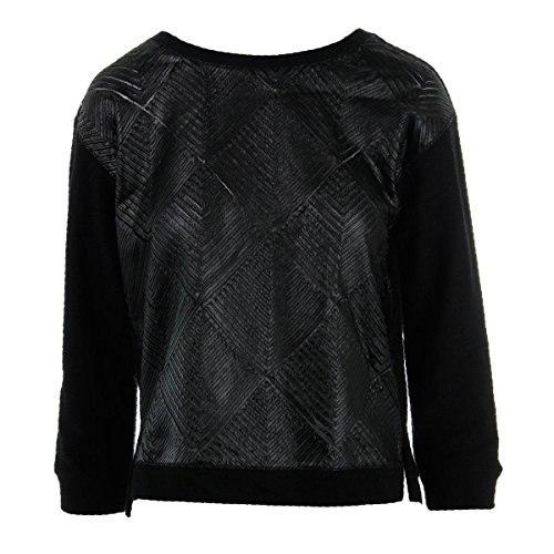 Sanctuary Long Sleeve Diamond Dreamer Sweater Size M