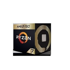 Ryzen 7 2700X 50th Anniversary Edition BOX with Wraith Prism cooler