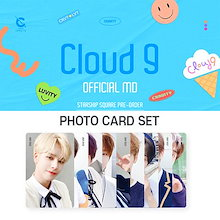 CRAVITY PHOTOCARD SET Cloud 9「CRAVITY HIDEOUT REMEMBER WHO WE ARE」 【送料無料】【starship公式グッズ】