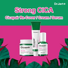 【Dr.Jart+]CICA PAIR SERIES/CREAM/RE-COVER/SERUM/Korean cosmetics/韓国�
