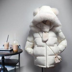 ダウン風コート 中綿コート ショート丈コート ダウン風ジャケット ファー フード レディース 可愛い コート アウター 防寒 暖かい 秋冬 新作
