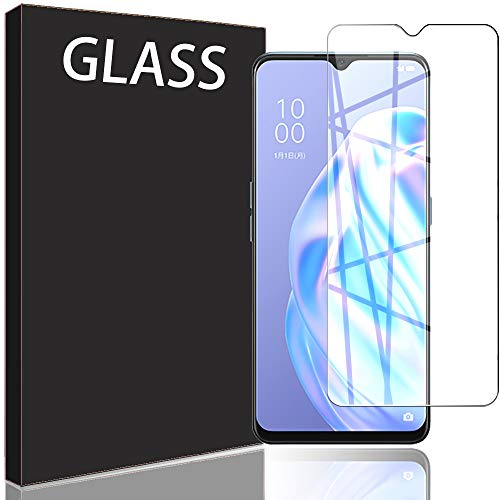 RuiMi OPPO Reno3 A 專用 ガラスフィルム 硬度9H 0.33mm 超薄 気泡防止 日本旭硝子素材採用 耐衝撃 撥油性