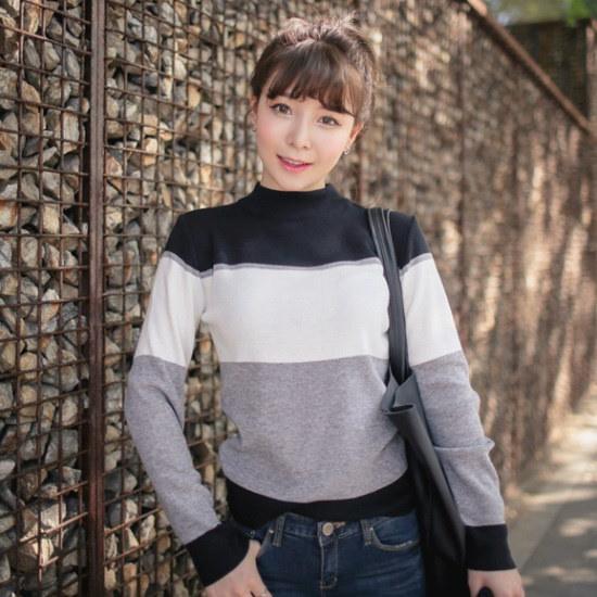キュニゴルスディーデーのポーラー・ニットティー ニット/セーター/ニット/韓国ファッション